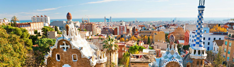 Turismo Dentista Italia e Barcellona, Spagna 1 - Barcellona Parque Güell