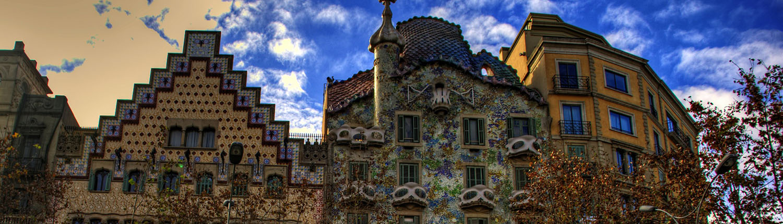 Turismo Dentale Italia e Barcellona, Spagna 2 - Barcellona Manzana de la Discordia