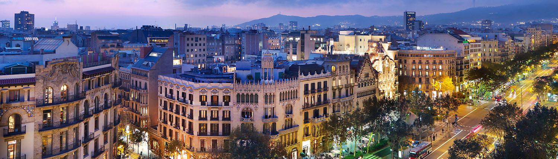 Turismo Dentale Croazia? No Barcellona, Spagna 5 - Barcellona Paseo de Gracia