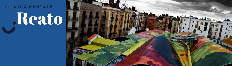 Turismo Dentale Italia e Barcellona, Spagna Mercat Santa Catarina